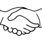shaking hands 2