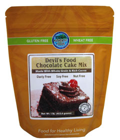Authentic Foods Gluten Free Devil S Food Chocolate Cake Mix