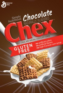 chocolate chex