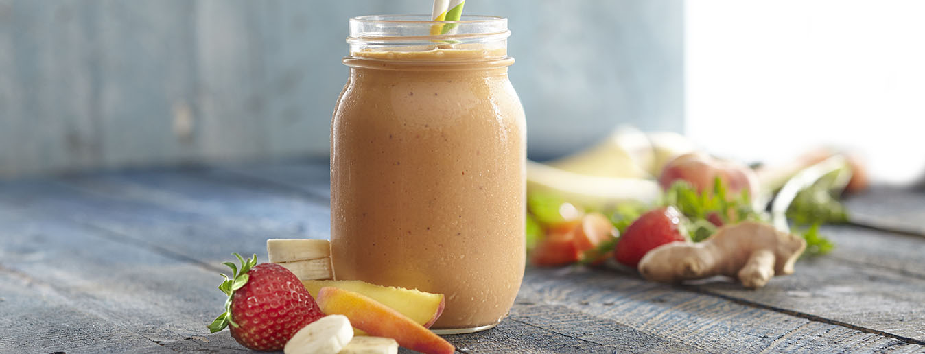 Fruits & Roots Smoothie
