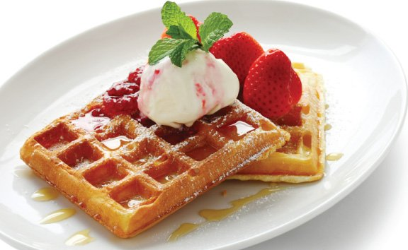 Pamela's Simply Delicious Waffles