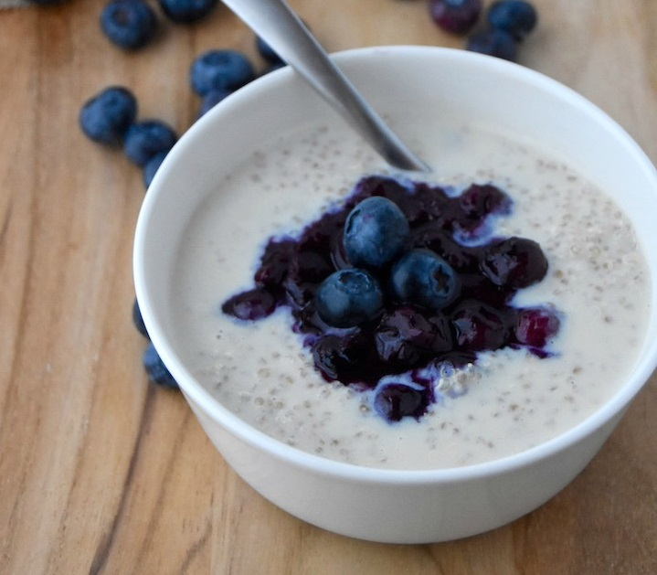 Mighty Tasty Nutty Hot Cereal
