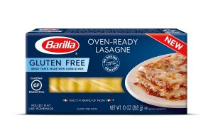 Great taste goes gluten free! With the same taste and texture as classic pasta, Barilla's Gluten Free Fettuccine will quickly become your family's favorite.