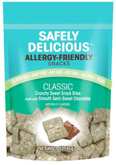 Safely Delicious® Classic Bites™ - 3 oz | Eat! Gluten-Free
