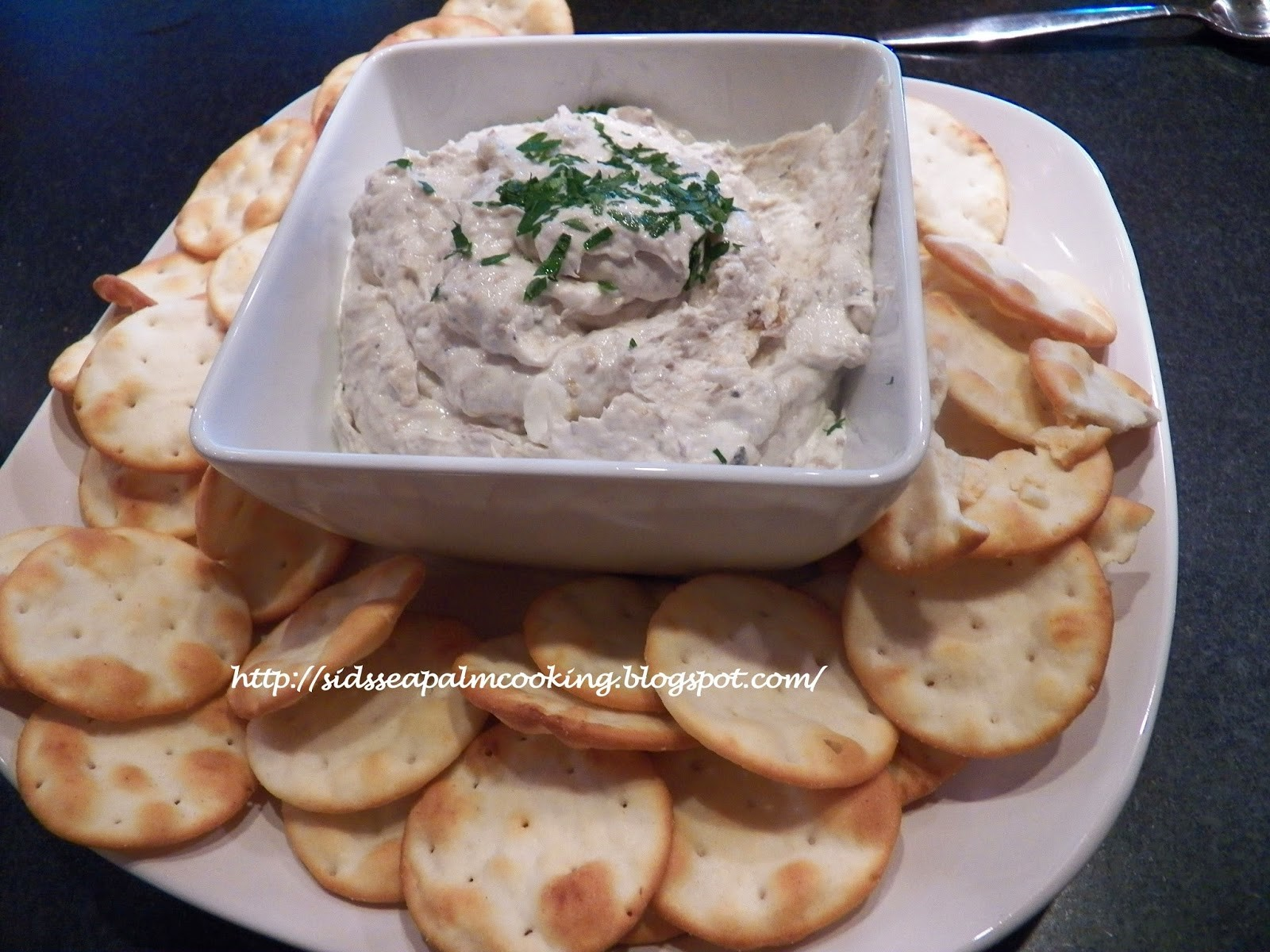 Peppered Herring Cheese Spread