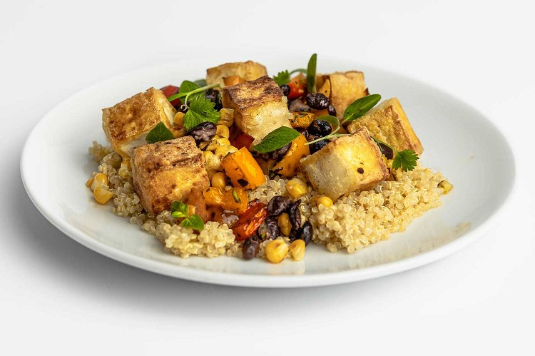 Vegetarian Meal Delivery | Eat! Gluten-Free