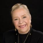 A headshot of Cynthia Rudert.