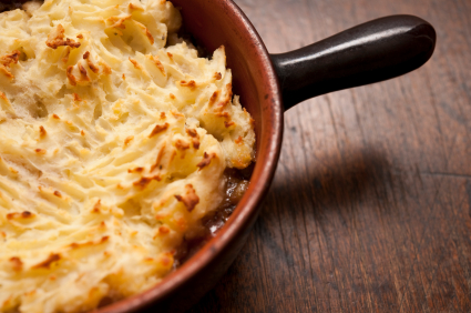veggie shepards pie