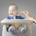 Baby refuses to eat