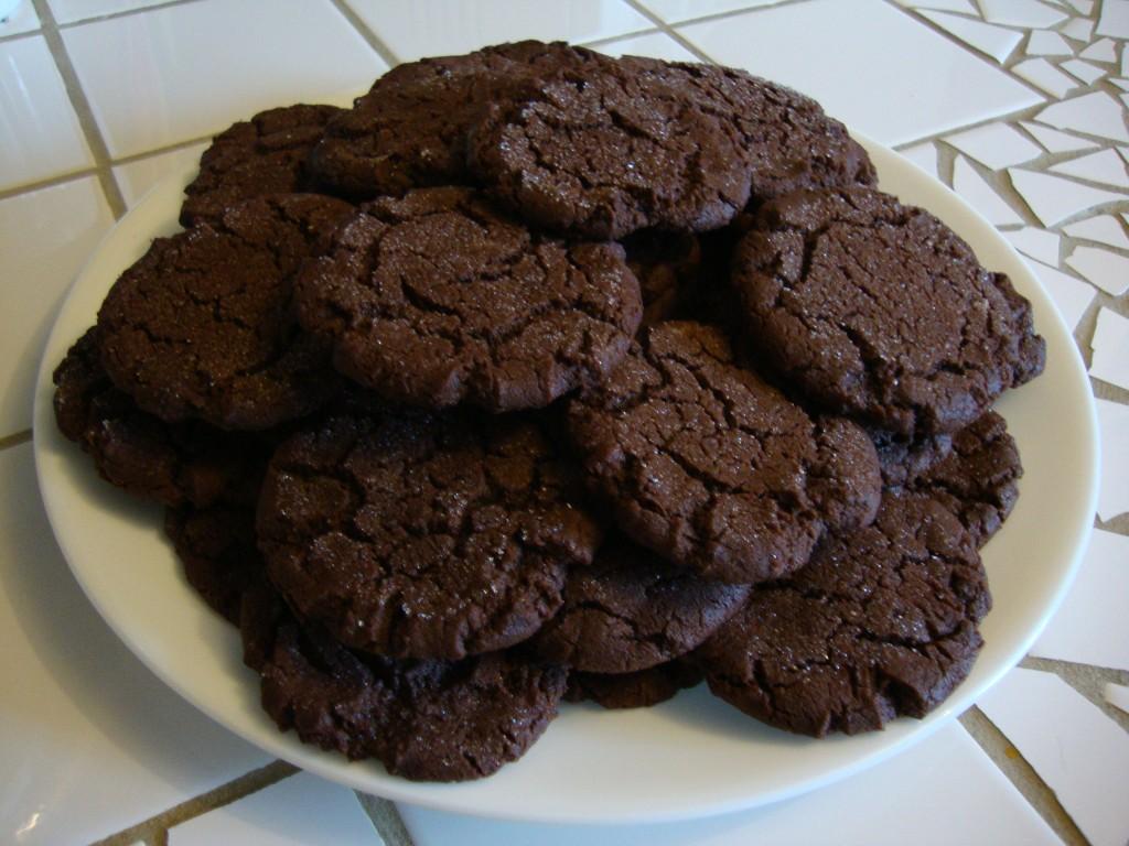 Chocolate Fudge Cookies - Celiac Disease Foundation