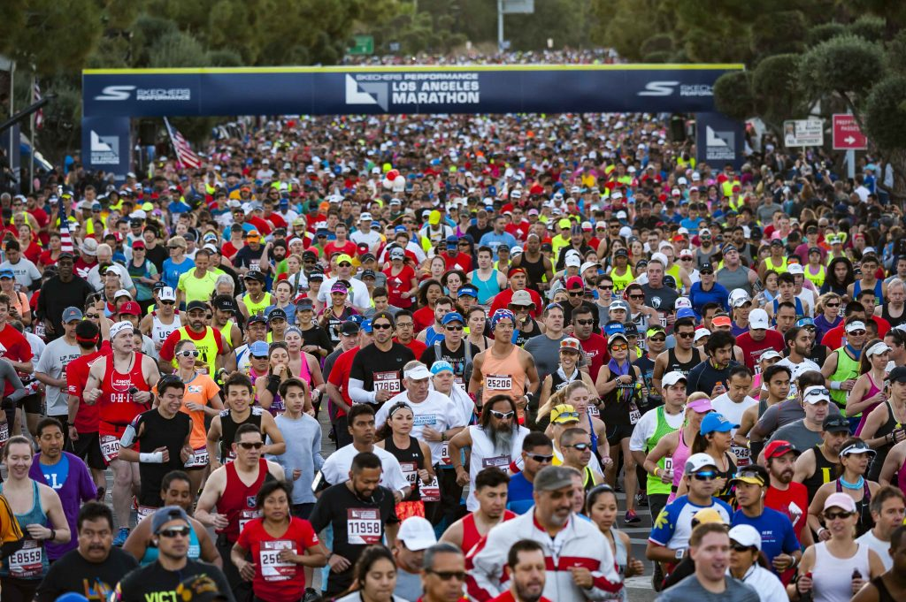 skechers performance los angeles marathon 2018 results