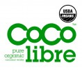 Coco Libre Green Logo photoshop