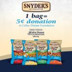 Snyder's Pretzel Bag