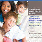 Celiac Disease Foundation Mental Health Training Program, Celiac Disease Foundation Mental Health Training Program
