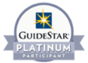 Visit GuideStar Certificate