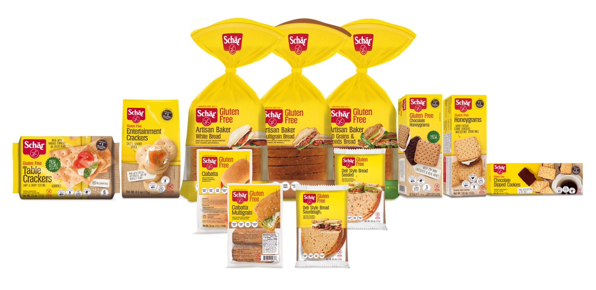 Image of Schär Food Products